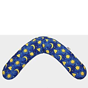 Подушка для беременных и кормящих Theraline Тералайн Германия 190 см Звездное небо