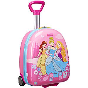 Чемодан детский 2-х колесный Disney Принцессы