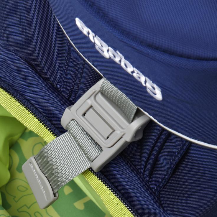 Рюкзак Ergobag LumBearjack с наполнением + светоотражатели в подарок, - фото 15