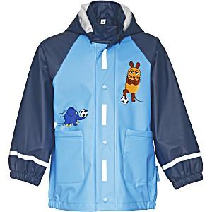 Непромокаемая куртка для детей Playshoes Мышка и Слон + средство для стирки
