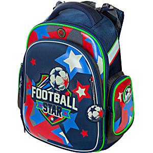 Школьный рюкзак Hummingbird TK49 Звезда футбола – официальный с мешком для обуви