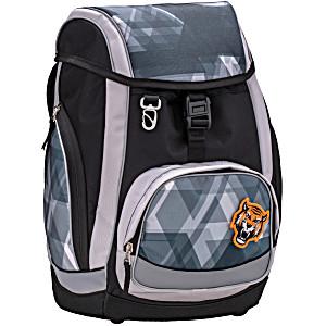 Ранец-рюкзак Belmil Comfy Pack 405-11/689 цвет Grey & Black + дождевик